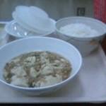 本日の病院食夕食